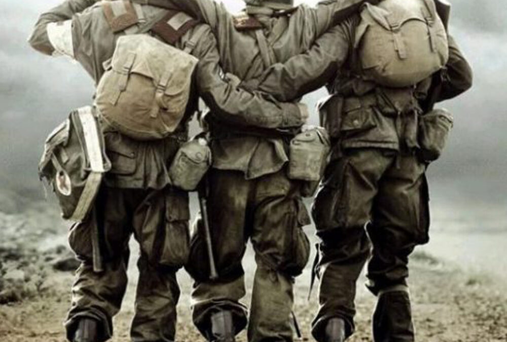 Leave No Soldier Behind